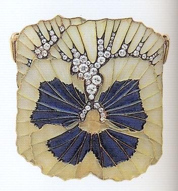 This is the most beautiful Lalique brooch!!!  I LOVE it! but would probably be too scared I'd break it to wear it.