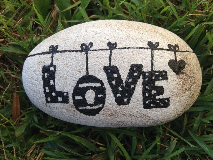 #rock #stone #script #love