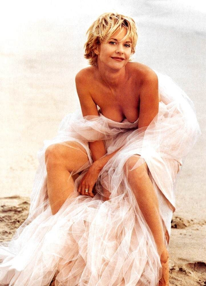 meg ryan short skirts