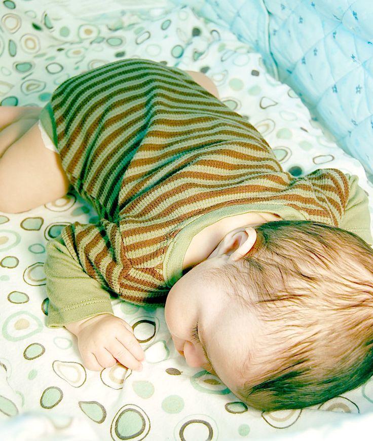 O usypianiu niemowląt słów kilka: Kiedy wprowadzać zmiany w usypianiu