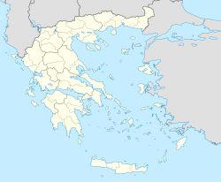 Τοποθεσία στον χάρτη της χώρας