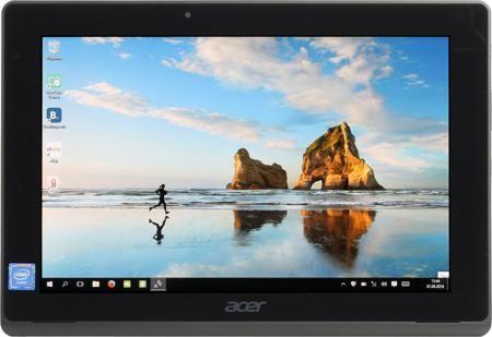 Acer Acer Aspire Switch 10 V 64Gb  — 27380 руб. —  Планшет Acer Aspire Switch 10V SW5 – стильная модель с тонким металлическим корпусом. Он поставляется в комплекте со съемной клавиатурой, которая значительно ускоряет набор текста и облегчает работу с большинством приложений. Особый механизм крепления позволяет использовать ее в качестве подставки при проведении презентаций. Портативное применение. Компактное устройство с прочным корпусом легко помещается в любую дорожную сумку или рюкзак, а…