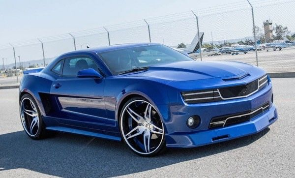 Hot Camaro With Nice Rims Cars Let S Take A Ride