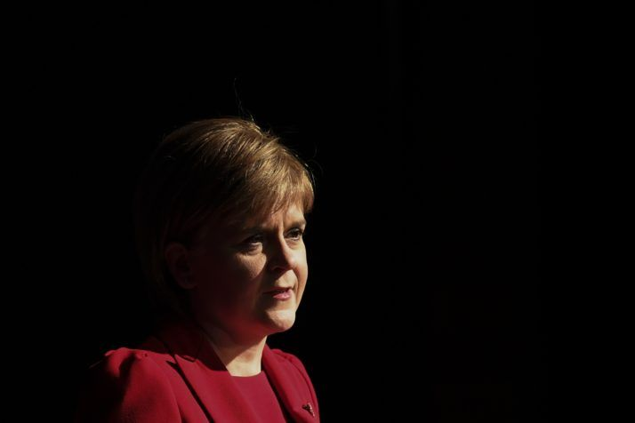 2/28/17 Sturgeon: 'Intransigent' May to blame for second Scottish referendum  The SNP leader said her party had 'cast-iron mandate' to call for second vote