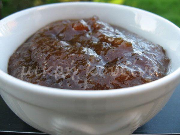 μικρή κουζίνα: Μαρμελάδα αχλάδι, κανέλλα, ξινόμηλο
