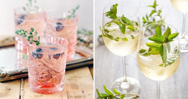 Mousserande vin är en perfekt drinkingrediens. Här är 6 drinkar med cava eller prosecco.