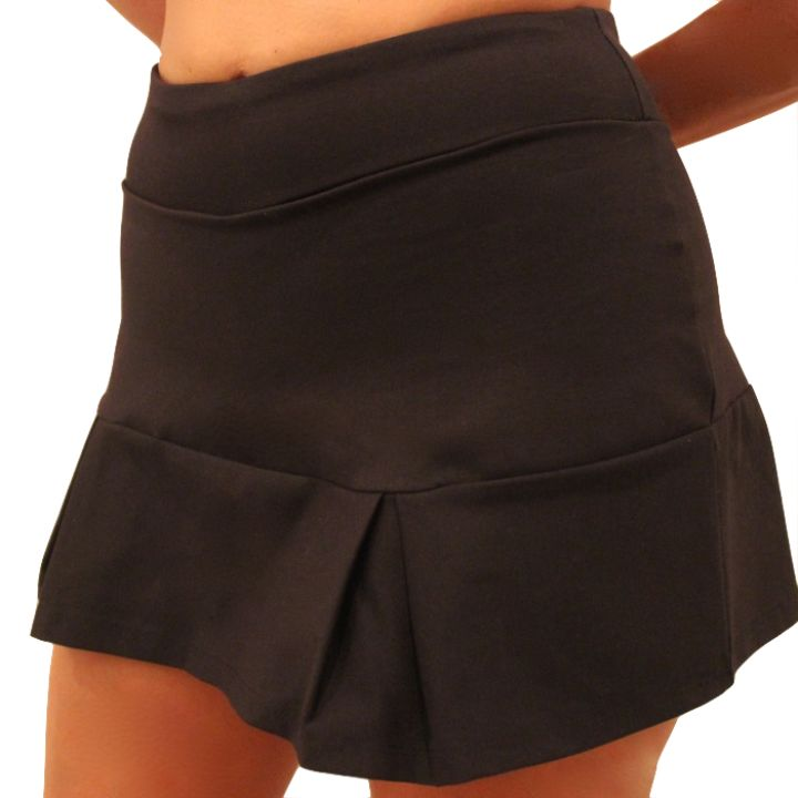 Black Frill Skorts from Active Wear for $45.00