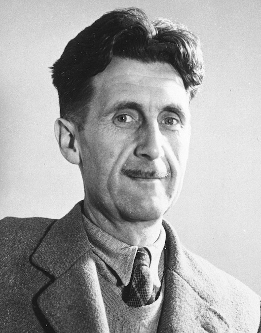 George Orwell, the guy behing the masterpiece, Animal Farm, it is a theory that fits all times