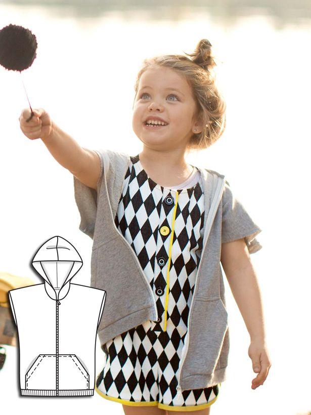 80 besten Sewing patterns - boys Bilder auf Pinterest ...
