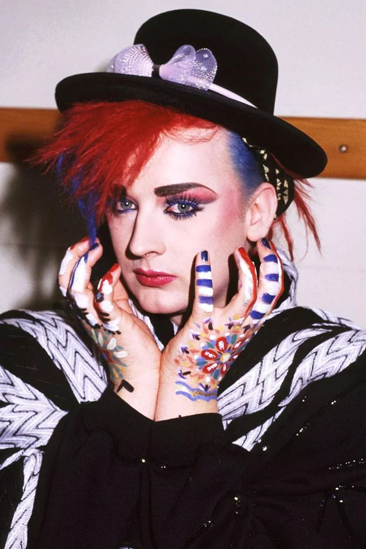 645 best images about Boy George! on Pinterest | Jean paul ...