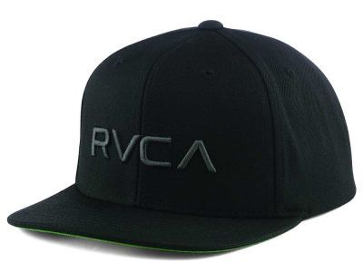 RVCA Youth Twill Snapback III Hat