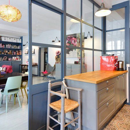 Appartement familial à Lyon - Marie Claire Maison