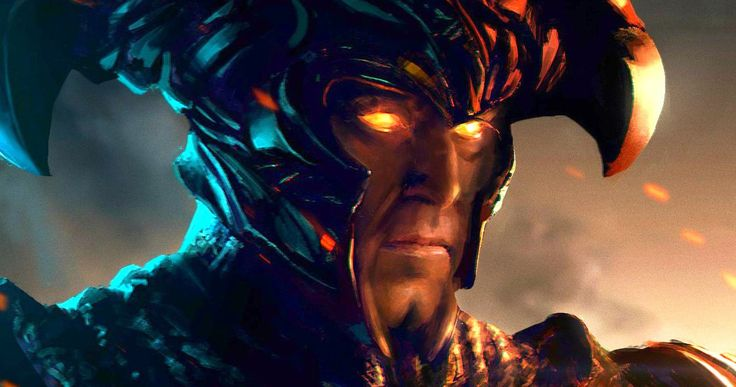 New Justice League Trailer Dropped and the Villain Steppenwolf Looks Amazing!