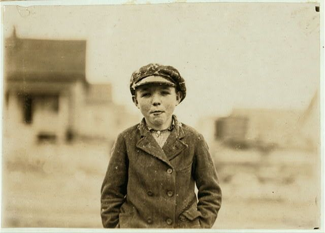 """Lewis Hine 