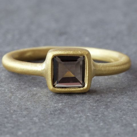 Cube Smoky Ring