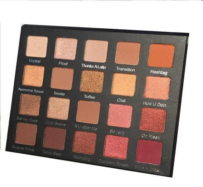 glamsaidey - Violet Voss Holy Grail Eye Shadow Palette, £42.00 (http://www.glamsaidey.com/violet-voss-holy-grail-eye-shadow-palette/)