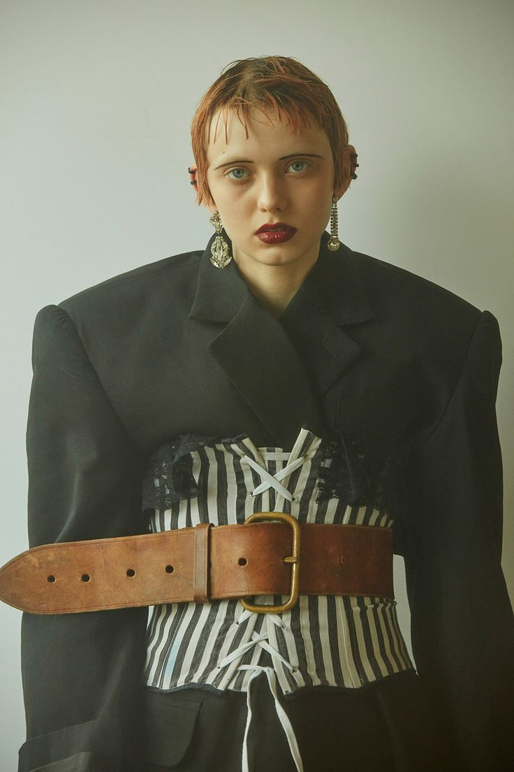 "saloandseverine: "" Document Journal SS 2016 by Roe Ethridge """