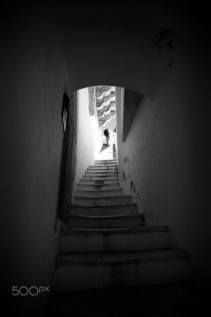 Upstairs - Estremoz, Alentejo, Portugal