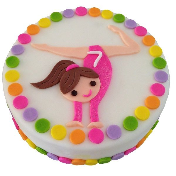 GYMNASTICS CAKE KIT $54.40 Cake 2 The Rescue This fantastic Cake includes everything you need to make this cake at home