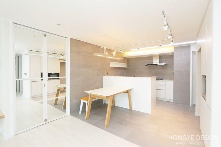 안산 단원구 푸르지오 1차 아파트인테리어 이사 전 - 38평 아파트 인테리어 <홍예디자인> : 네이버 블로그