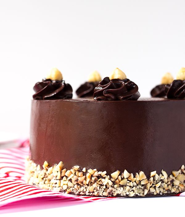 """The Best Chocolate Mud Cake (Bake and Bait). """"It has a very rich flavour, is extremely moist - almost like a chocolate fudge cake and also dense enough to carve. Not to mention that it is extremely easy to make."""" Looks and sounds amazing."""