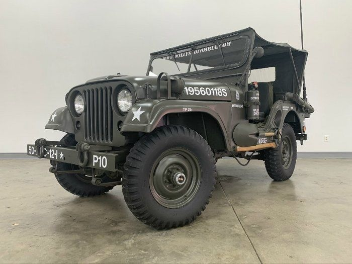 Classic 1965 Willys M38a1 For Sale 2387719 23 977 Naples Florida The Motor Venue Is Proud To Offer For Sale This Amazing Willys Military Jeep Willys Jeep