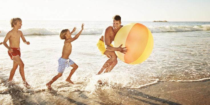 Estate: ecco le 100 spiagge d'italia considerate migliori per i bambini dai pediatri