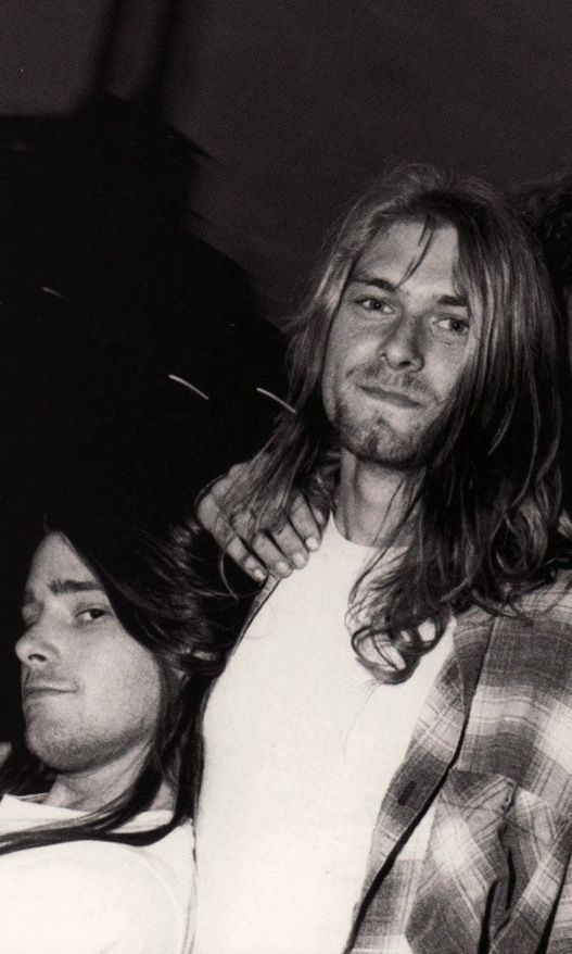 """I used to pretend I was gay just to fuck with people. I've had the reputation of being a homosexual ever since I was 14. It was really cool, because I found a couple of gay friends in Aberdeen which is almost impossible... I got beat up a lot, of course, because of my association with them."""" -Kurt Cobain"""