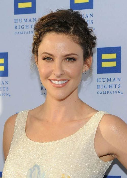 Jill Wagner at the Human Rights Campaign Los Angeles in March 2015...