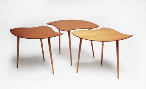 Alfred Hendrickx tables