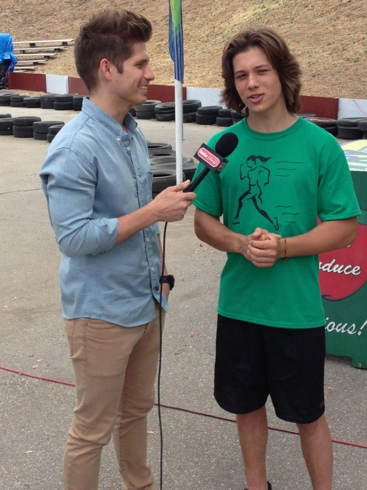 39 best images about Leo Howard on Pinterest   Dads, Conan ... Leo Howard And His Dad