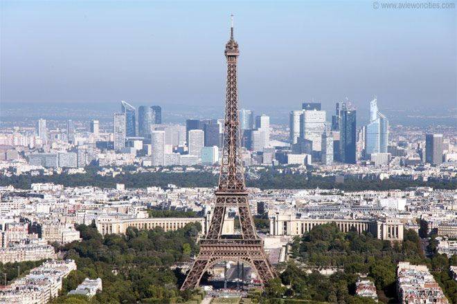 Eiffel Tower, Paris - Remember the first time you saw it. I do. Wow.