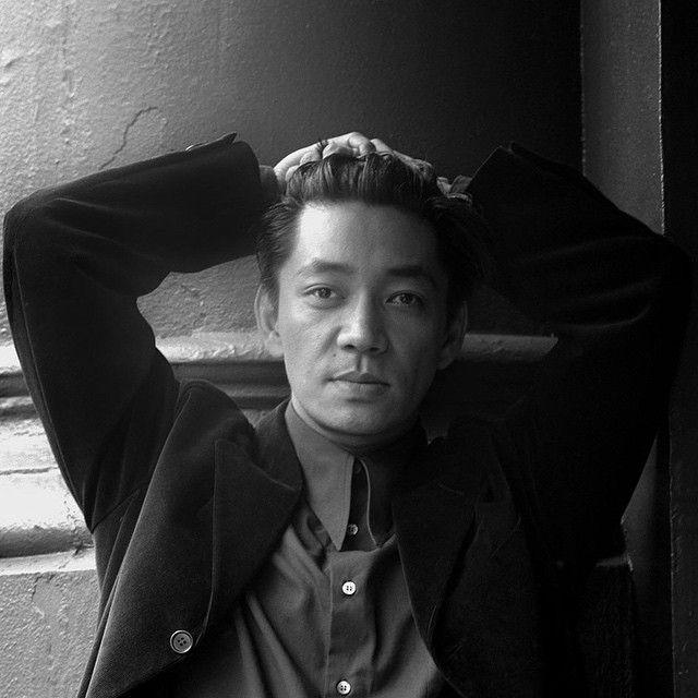 But back to 1991 and Ryuichi Sakamoto once again... Photo by me #jeannettemontgomerybarron #ryuichisakamoto