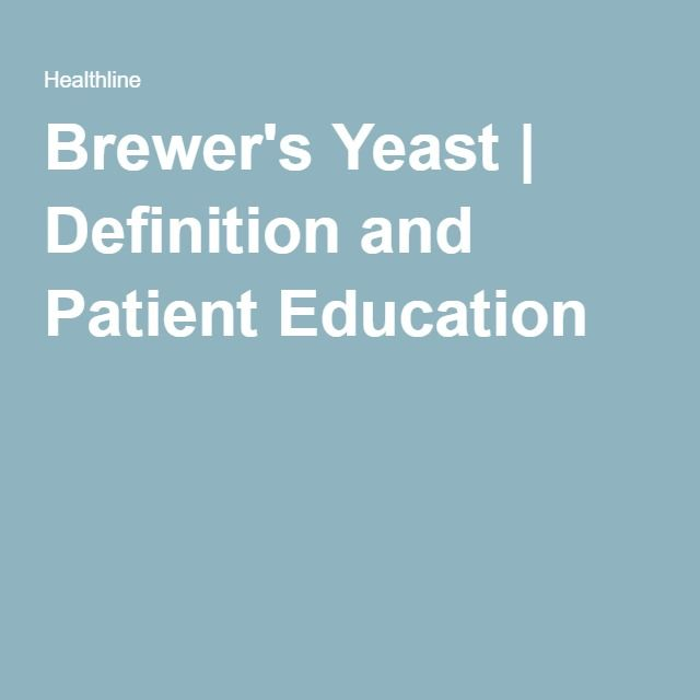 Brewer's Yeast | Definition and Patient Education -a rich source of chromium, protein, selenium, potassium, iron, zinc, and magnesium and B vitamins (not B12)