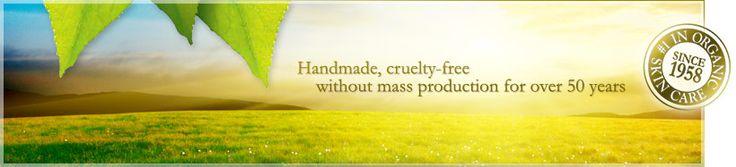 #eminence skin care. Handmade, organic skincare of Hungary.  Available at #esthetiques