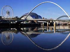 The Gateshead Millennium Bridge -  Melbourne, Australia