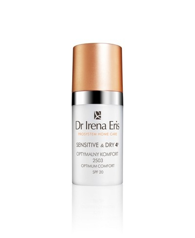 PHC 2503 OPTIMUM COMFORT Night & day eye cream SPF 20 available for purchase in Dr Irena Eris Cosmetic Institutes