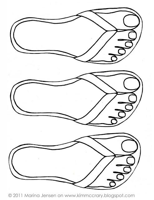 Lekker nagels lakken (met stiften of verf natuurlijk) | #kleurplaat