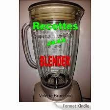 Livres numériques (ebook): Recettes au Blender