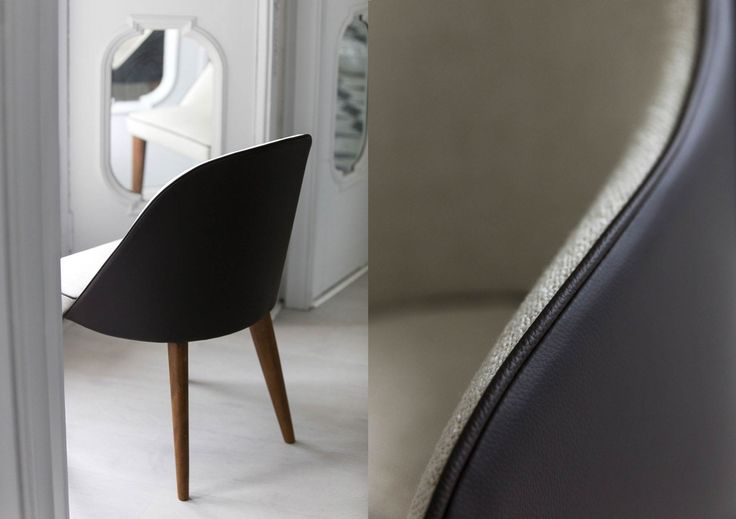 DINING ROOM | Judy chair made by BertO Fine Upholstery Tailoring #fromitalywithlove