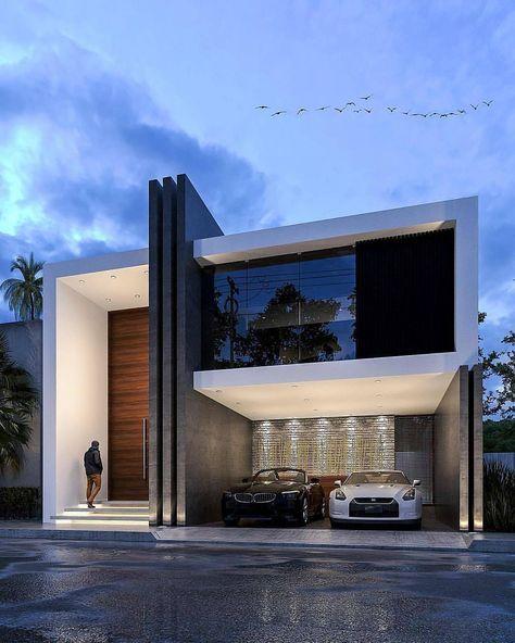 いいね!6,169件、コメント25件 ― CONTEMPORARY HOMEさん(@contemporaryhome)のInstagramアカウント: 「Rate this home ❎ 1 - 10 ✅ . Olivos House designed by JPR Architecture Location: #puebla #mexico .…」