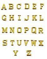 One Number or Letter A B C D E F G H I J K by CedarCreekPatchShop, $0.99