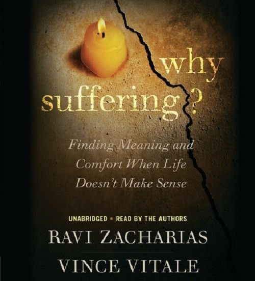 Why Suffering? by Ravi Zacharias CD