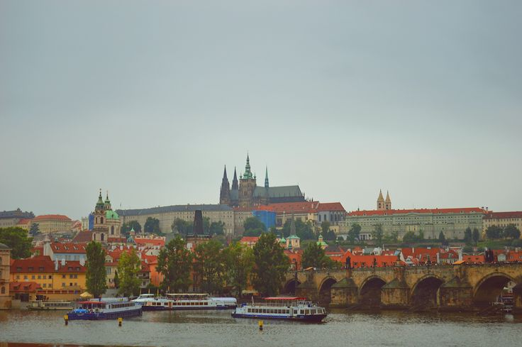 One of the most beautiful cities around the world #Prague ⛪️