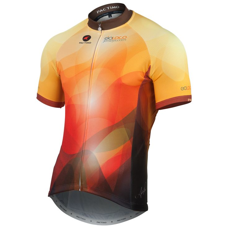 Loving this design! (http://shop.pactimo.com/arlene-pedersen-mens-designer-cycling-jersey-autumn-glass/)