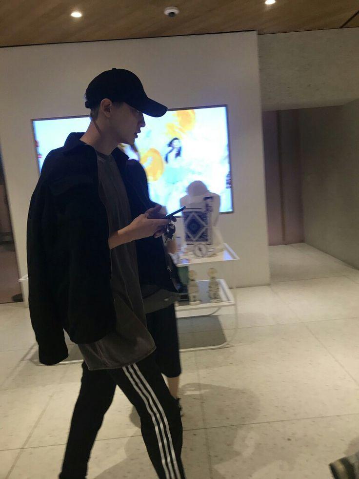 [170710] #Chanyeol at Sumcafe