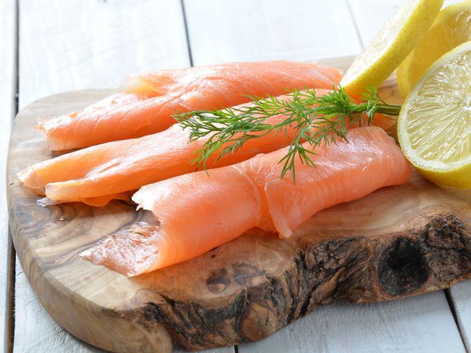 È avanzato il salmone affumicato? Impara l'arte di metterlo da parte