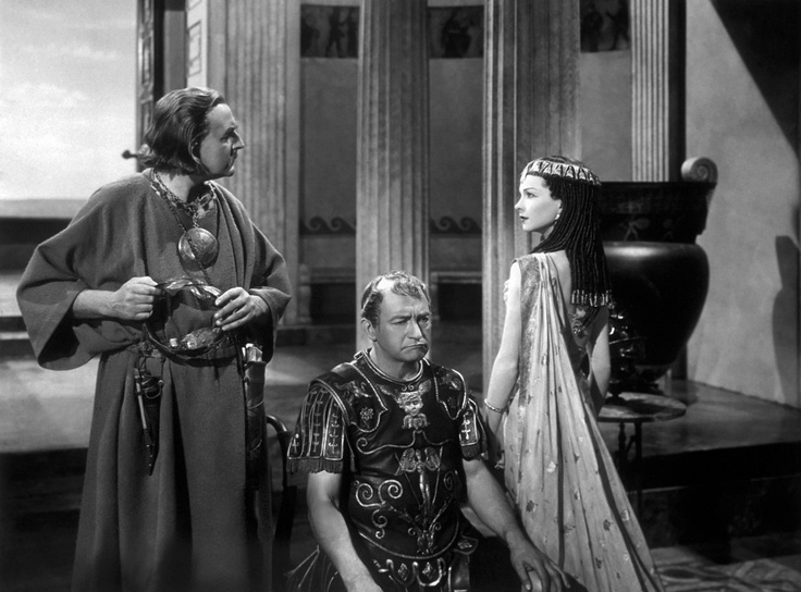 Image detail for -Claude Rains - Classic Actor Ceasar and Cleopatra