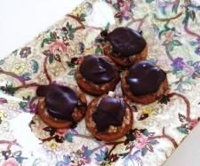 Clean eating twix biscuts (sugar, wheat & egg free) by sevenhuysens #ThermomixBakeOff