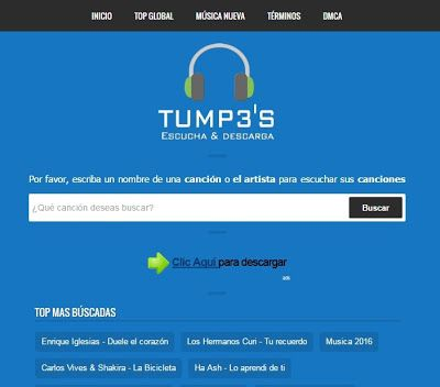 Descargar MP3 gratis de youtube